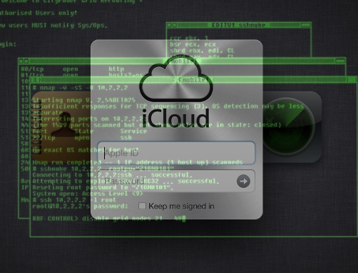 How to provide safe use from iCloud service